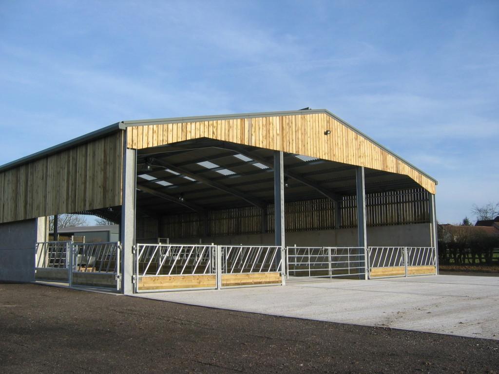 Livestock Handling Building