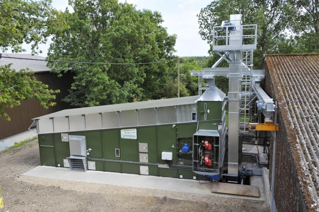 New Alvan Blanch Continuous Flow Drier Replaces Old Model